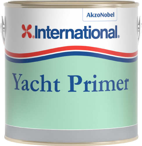 Yacht Primer Wood Single Part 750ml